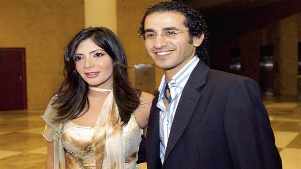 : أحمد حلمي ومنى زكي يهنئان كريم عبدالعزيز على  الزيبق