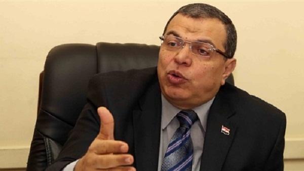 البوابة نيوز:  وزير القوى العاملة : مصر تمر بصعوبات اقتصادية تتطلب التكاتف