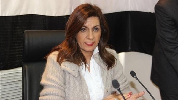 : نبيلة مكرم تطالب بتنمية القرى المصدرة للهجرة غير الشرعية