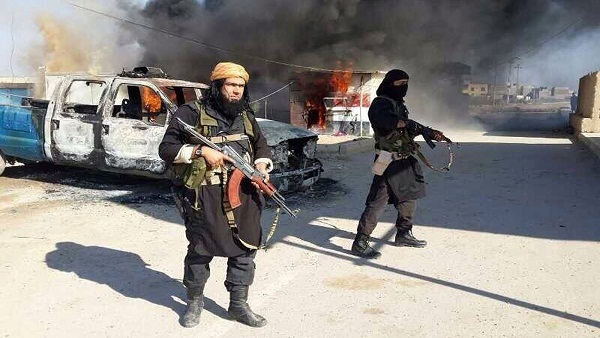 : رئيس هيئة الصداقة  العراقية - الفرنسية  يبحث ببغداد الحرب على  داعش