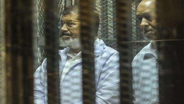 البوابة نيوز: ننشر حيثيات المؤبد لمرسي بقضية  أحداث الاتحادية
