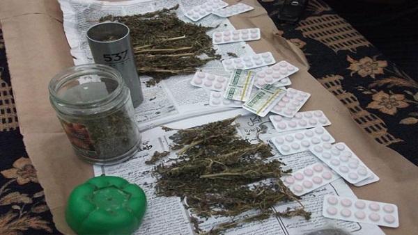 : ضبط تاجر مخدرات بحوزته تامول وأفيون بالأقصر