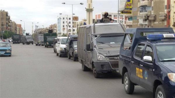 البوابة نيوز: الحملات الأمنية تتواصل بالمحافظات لضبط الشارع والأسواق