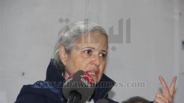 :  أصحاب المعاشات  يتضامن مع منى مينا ومجلس نقابة  الأطباء
