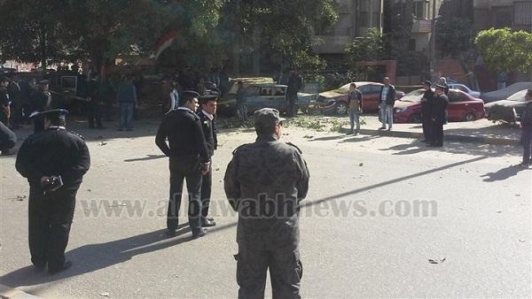 البوابة نيوز: النيابة تنتدب الطب الشرعي لفحص شهداء الشرطة في تفجير الهرم