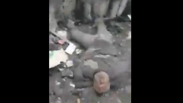 البوابة نيوز: بالفيديو.. تفجير مزدوج وسط بغداد