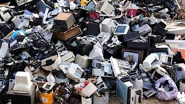 تكنولوجيا مصرية جديدة لإعادة تدوير المخلفات الإلكترونية