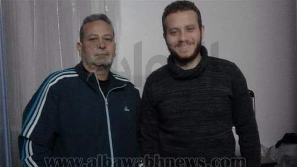 : بالصور..    في منزل أسرة الجوكر أحمد فتحي