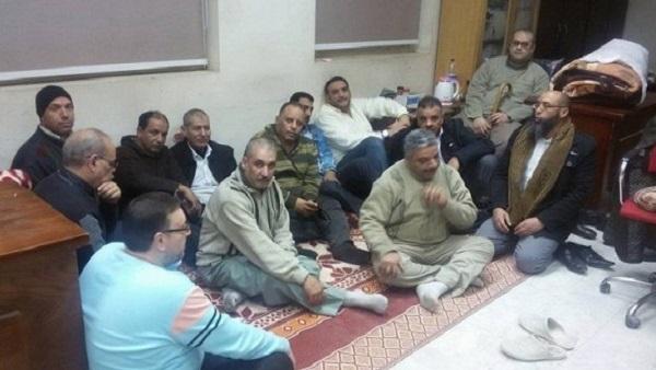 : إضراب جزئي لعمال 3 أقسام في شركة غزل المحلة