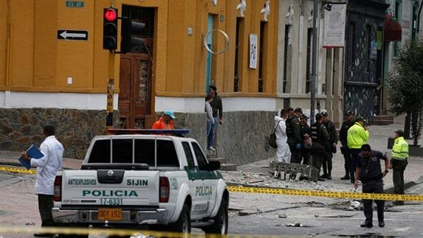 : إصابة 26 شخصًا في تفجير قرب حلبة لمصارعة الثيران بـ كولومبيا