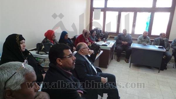 البوابة نيوز: بالصور..  تربية جنوب سيناء  تشارك في مؤتمر الحوار التعليمي
