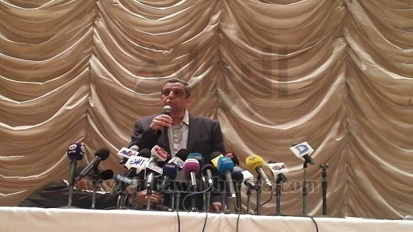 البوابة نيوز: قلاش: لن أحضر جلسة النطق بالحكم في  اقتحام نقابة الصحفيين
