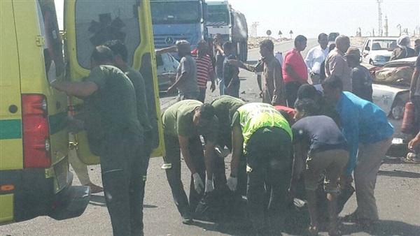 البوابة نيوز: النيابة تستعلم عن حالة 3 مصابين في حادث الطريق الدائري بالعجوزة