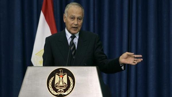 :  أبوالغيط : مصر لم تطلب دعم الجامعة في أزمة سد النهضة
