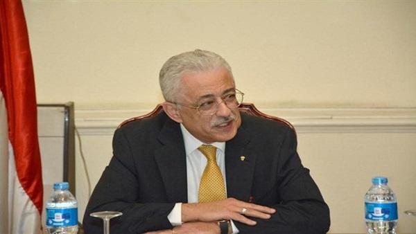 : هاشتاج لدعم وزير التعليم بعد قرار وقف التغذية المدرسية