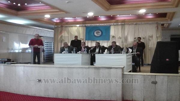 : بالصور.. نادي دمنهور يكشف حقيقة حل مجلس الإدارة