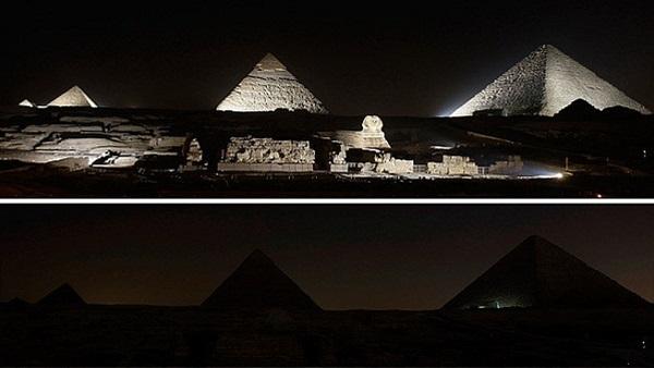 : مصر تشارك في ساعة الأرض
