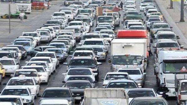 : كثافات مرورية بمحور صلاح سالم بسبب غلق نفق الأزهر