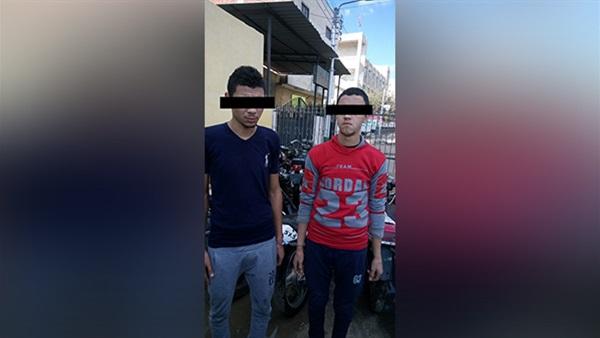 : القبض على مسجل خطر وعامل لسرقتهما هاتف أيفون من خليجي بمنطقة قصر النيل