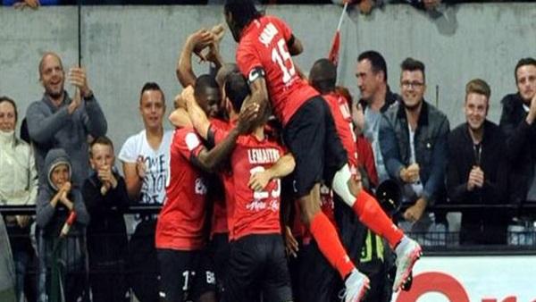 :  جانجان  أول المتأهلين لنصف نهائي كأس فرنسا
