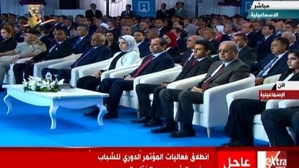 : السيسي: نسعى للانتهاء من جامعة الملك سلمان في سيناء
