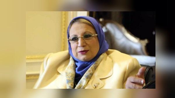 برلمانية: تعرضت لهجوم شرس من رئيس جامعة المنصورة بعد انتقاده