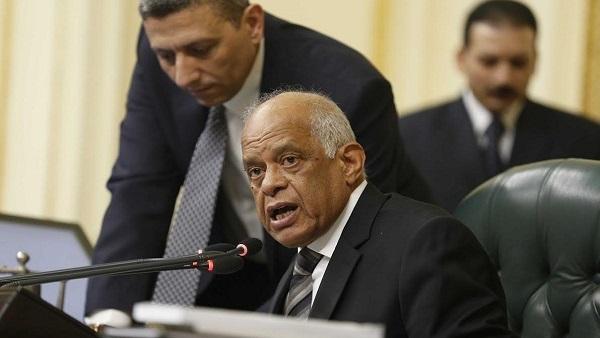 رئيس البرلمان: الدستور الحالي لا يرضي طموحات المصريين