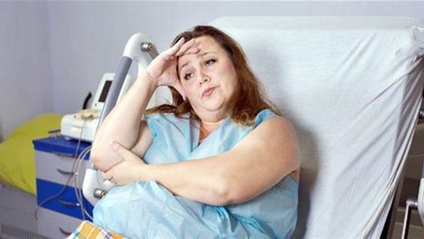 دراسة: البدينات أقل معاناة من الآثار الجانبية الخطيرة لتسمم الحمل