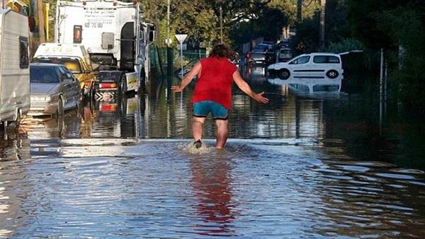 مدينة مونتريال الفرنسية تعلن حالة الطوارئ جراء الفيضانات