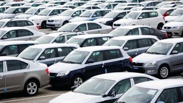 15.8 مليون جنيه حصيلة بيع سيارات