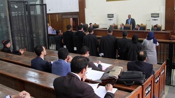 اليوم.. محاكمة 739 متهمًا في