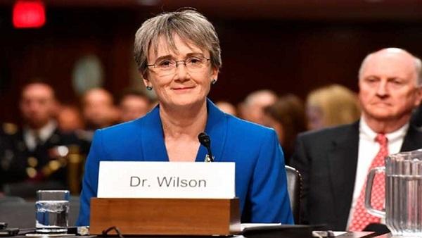 الشيوخ الأميركي يصادق على ترشيح ويلسون وزيرا لسلاح الجو