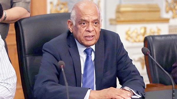 عبدالعال مدافعًا عن وزير شئون النواب: لم يوجِّه إهانة للشعب