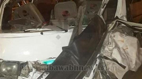 بالصور.. مصرع شخصين وإصابة 4 في حادث تصادم بالحي العاشر بمدينة نصر
