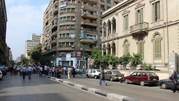 إغلاق شارع مجلس الشعب أمام المركبات والمواطنين من الأحد المقبل