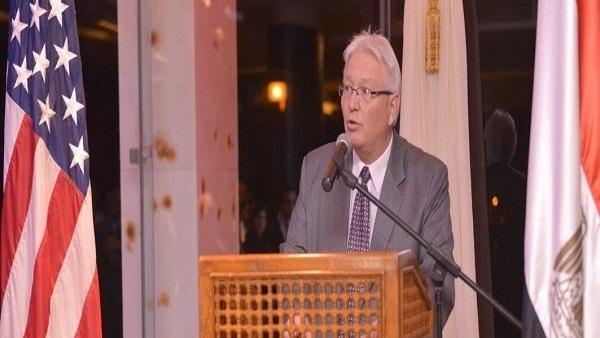 القنصل الأمريكي يبحث سُبل دعم التعاون الثقافي والاجتماعي ببورسعيد