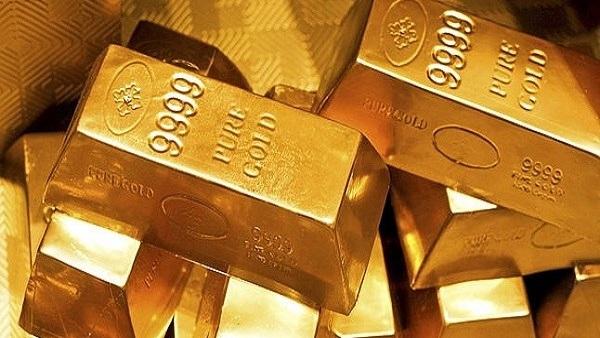 الذهب يغلق مرتفعًا بنسبة 0.4%
