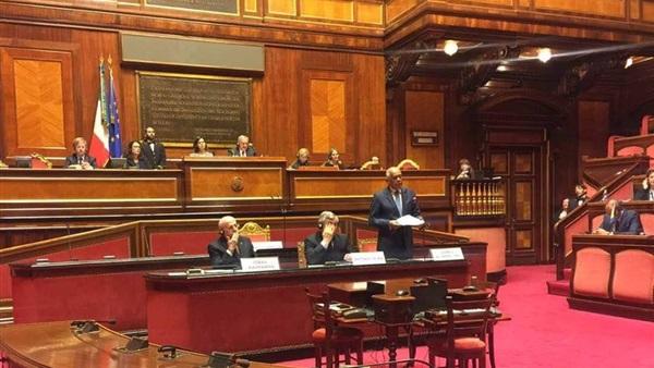 رئيس البرلمان: البطالة والإرهاب إشكاليات كبرى بالدول الأورومتوسطية