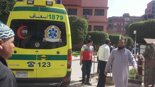 : مصدر أمني: إصابة شخصين فقط في حادث طريق مطار القاهرة
