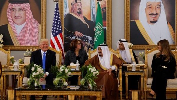: وول ستريت جورنال: زيارة ترامب للسعودية رسالة جديدة لطهران