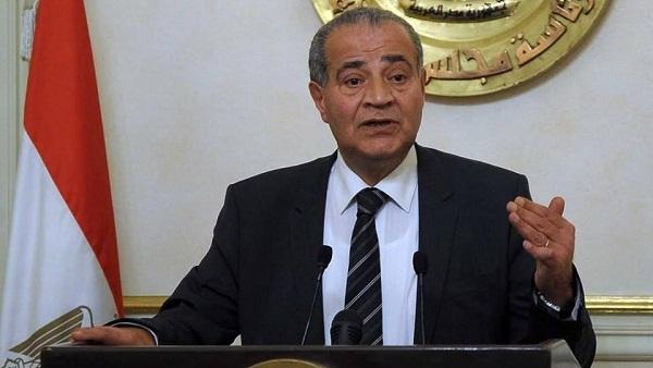 : وزير التموين: أزمة السكر كان سببها قرارًا إداريًّا خاطئًا