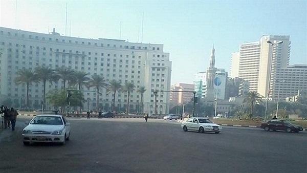 : سيولة مرورية على طرق ومحاور القاهرة الكبرى