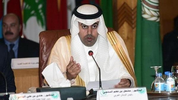 : البرلمان العربي يهنئ العراق بانتصاره على  داعش .. وتحرير الموصل
