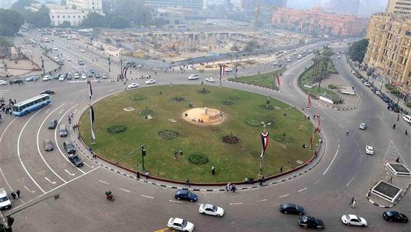 : بالفيديو..  مرور القاهرة : سيولة على معظم المحاور