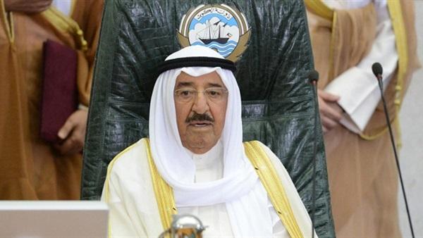 : أمير الكويت يستنكر حادث القطيف الإرهابي