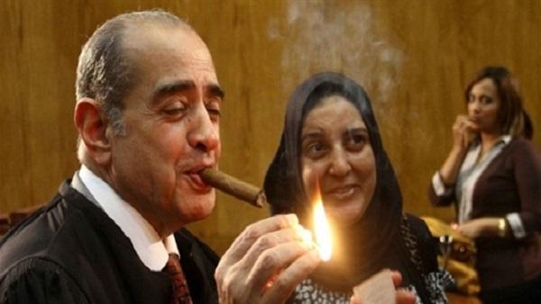 : بالفيديو.. فريد الديب: أنا مدمن  سيجار  من 45 سنة