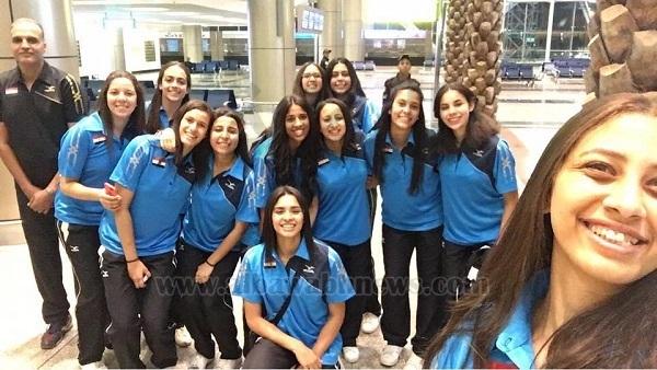: اليوم.. شابات مصر  للطائرة  يواجهن المكسيك ببطولة العالم