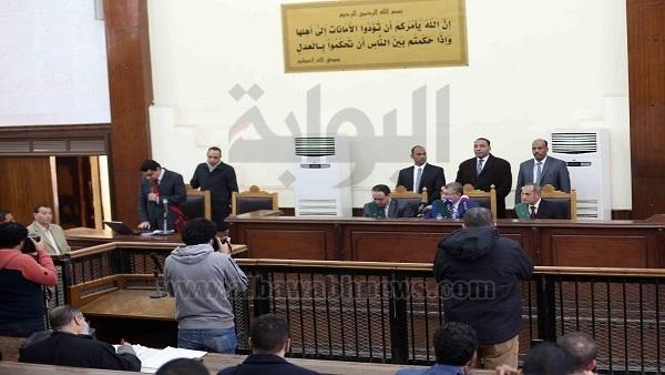 : تأجيل محاكمة متهمي  أنصار بيت المقدس  لـ 8 أغسطس