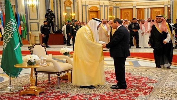 : السيسي يعزي الملك سلمان في وفاة الأمير عبدالرحمن بن عبدالعزيز