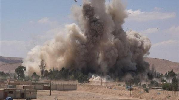 : استشهاد ضابط وإصابة مجندين في تفجير مدرعة شرطة بالعريش